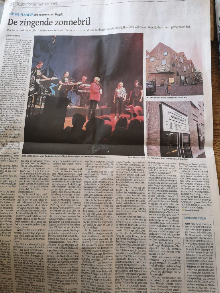 Heino live in Venlo