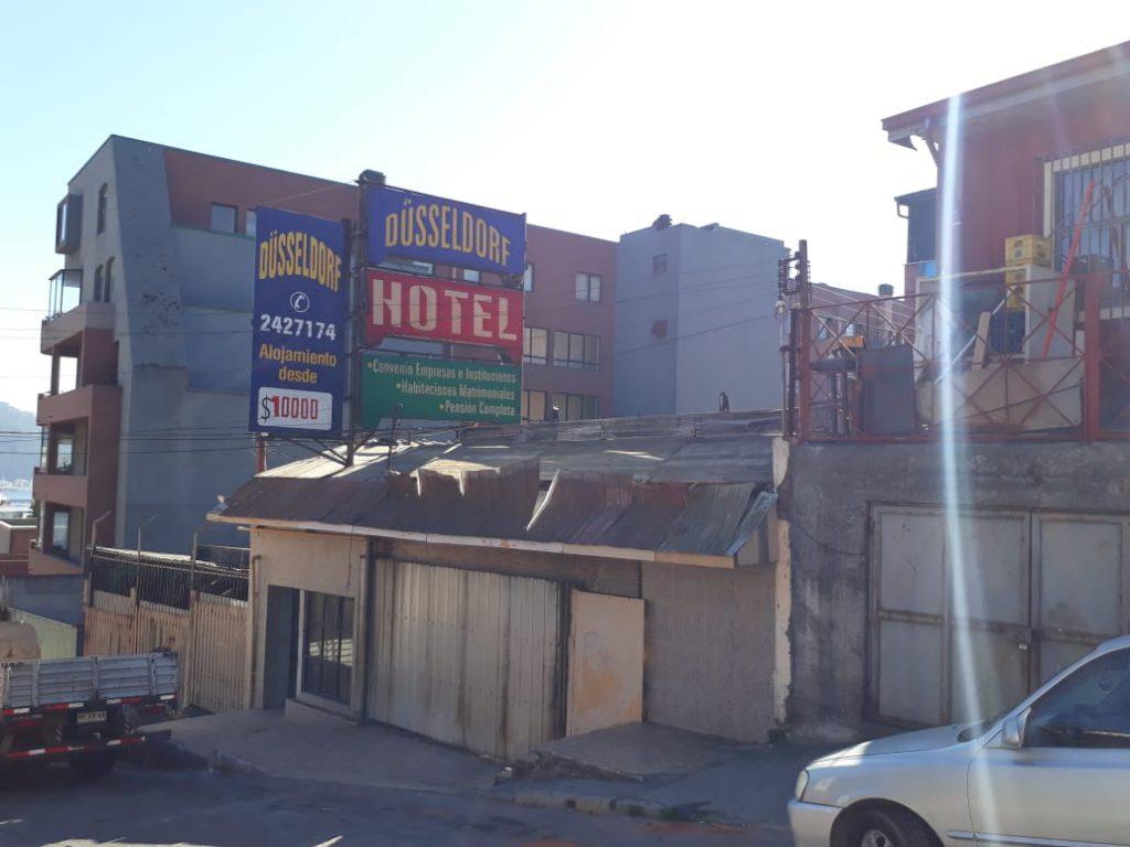 Hotel Düsseldorf, Talcahuano, Chile