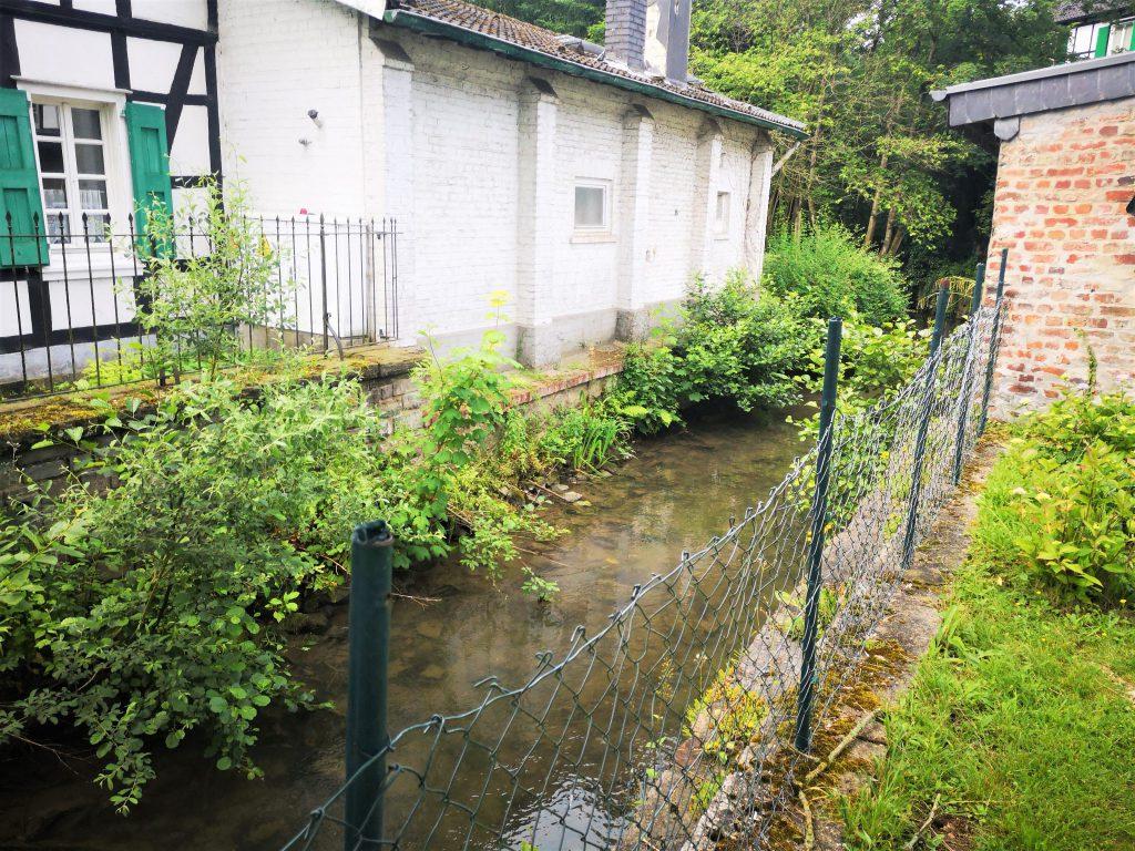 Die Düssel in Gruiten-Dorf