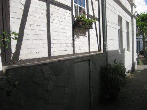Beginengässchen in Gerresheim