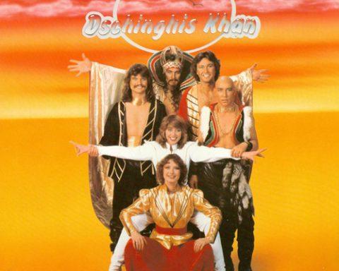 Das Debütalbum von Dschinghis Khan