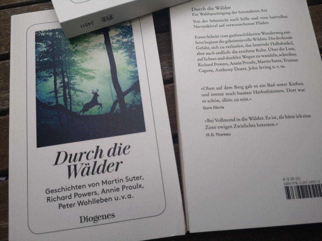 Durch de Wälder Diogenes Verlag