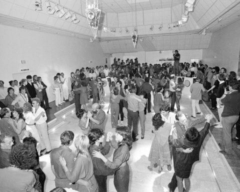 Bhagwan Disco Düsseldorf 1984
