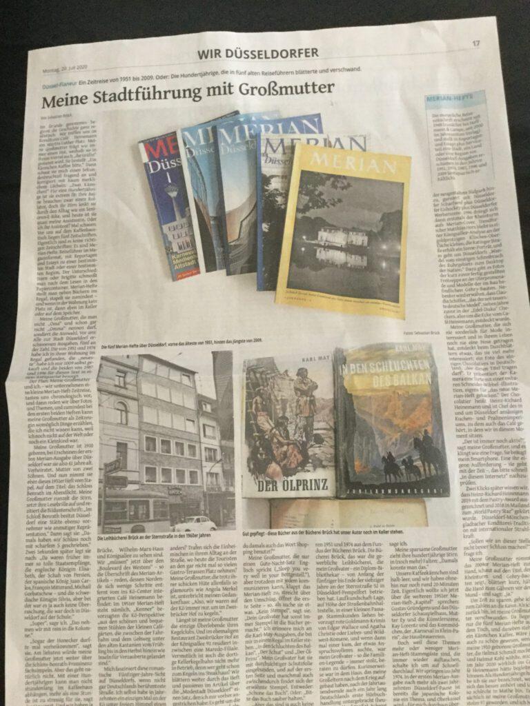 Blog aus Düsseldorf