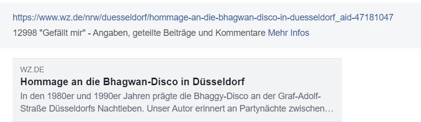 Bhaghwan Disco